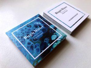 Visitenkarten Birgit Mitter - Ergotherapie