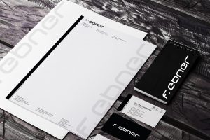 Logo, Visitenkarten, Briefpapier, CD/CI, Geschäftssorten