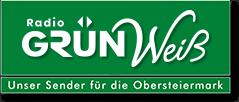 Radio Grün Weiß Logo