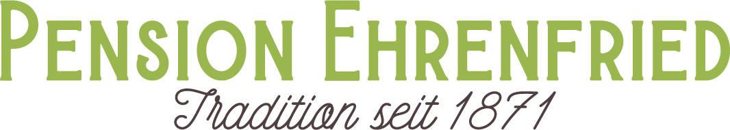 Pension Ehrenfried Logo