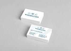 Logodesign und Corporate Design Erstellung für Autohaus Windbacher